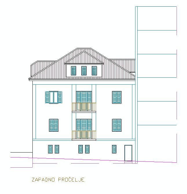 Wohnhaus Olujić